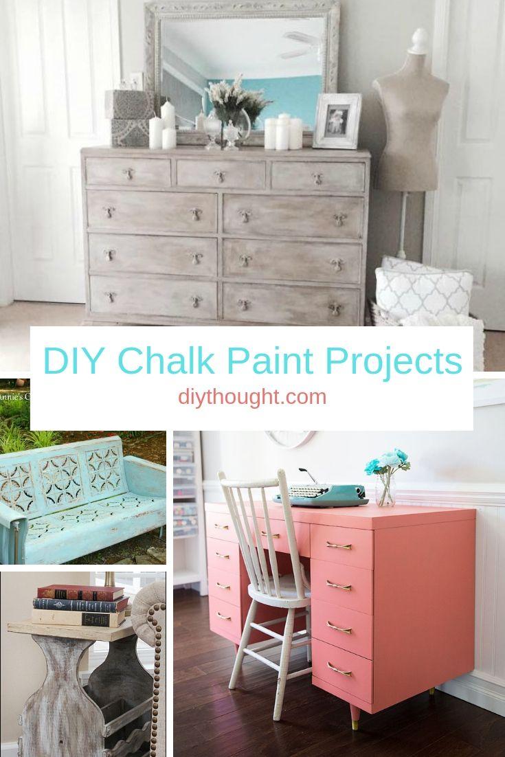Diy Chalk Paint Projects