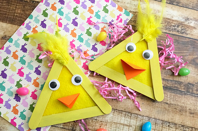 8 Easy Easter Crafts For Kids - diy Thought