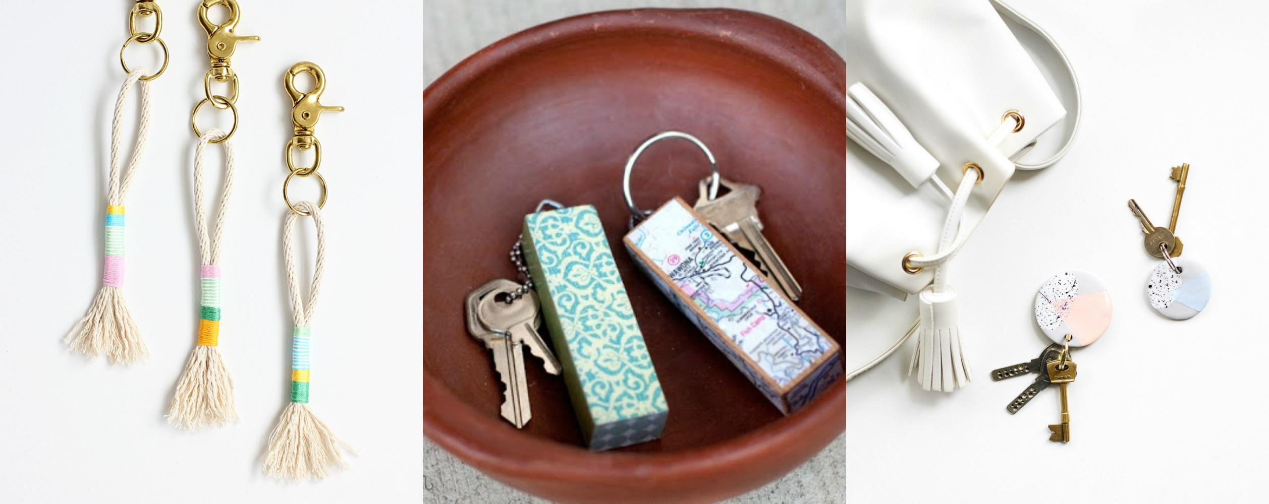 4f6264538 12 Diy Keychains To Make For Gifts – diy Thought