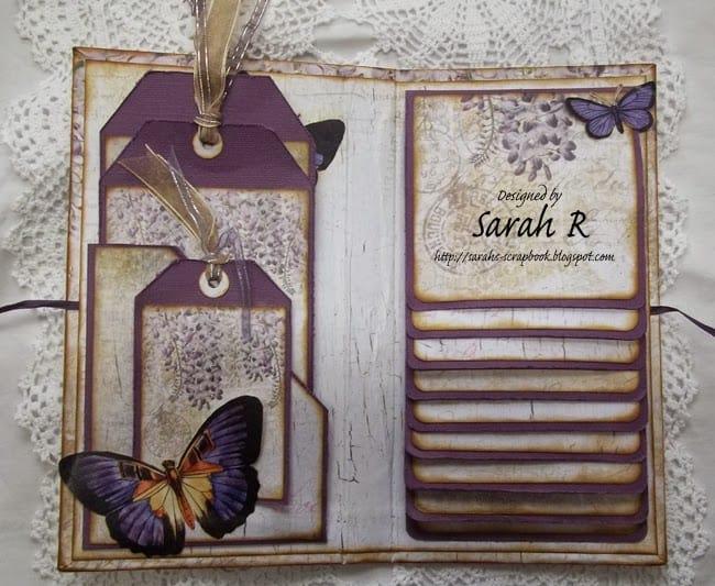 12 Creative DIY Scrapbook & Card Ideas