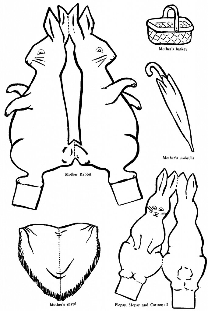 Rabbit Au Gratin