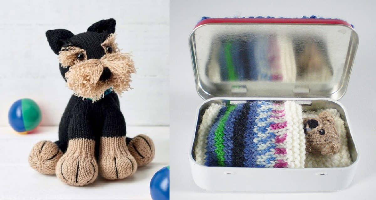 7 Adorable Free Toy Knitting Patterns Diy Thought