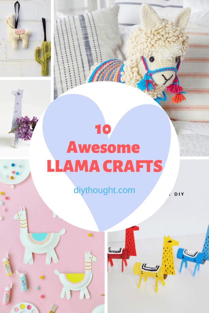 10 llama crafts