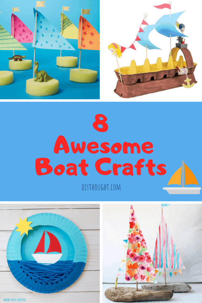 8 awesome boat crafts