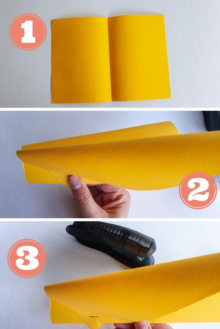 how to make a super easy bird kite