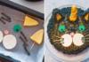 caticorn cake tutorial