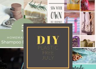 DIY plastic free july