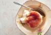 microwave mug jam pudding