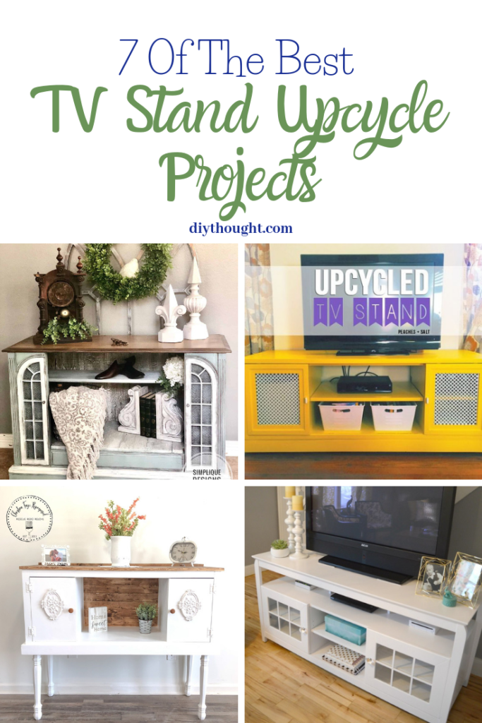 TV Stand Upcycle Projects