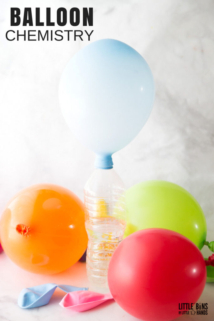 balloon chemistry
