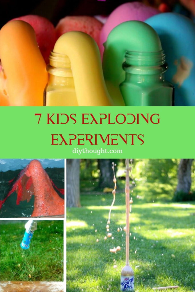 exploding experiments