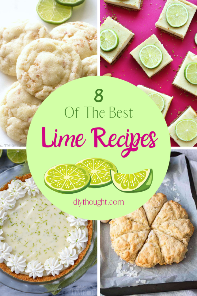 8 of the best lime recipes