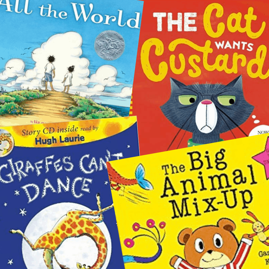 top kids picture books
