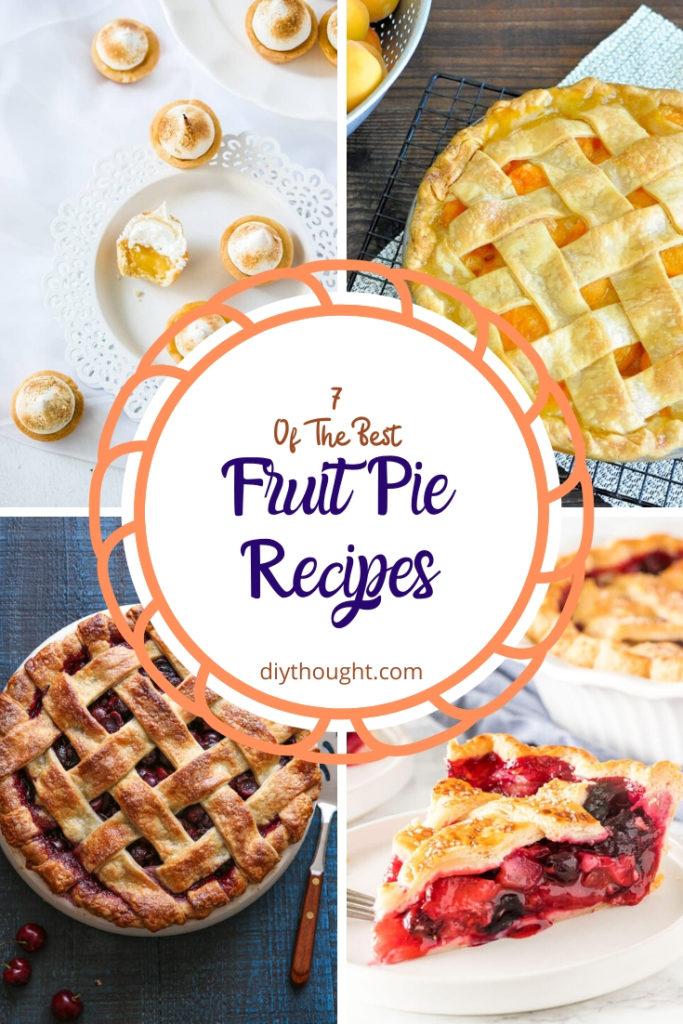 7 of the best fruit pie recipes