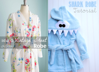 free robe patterns