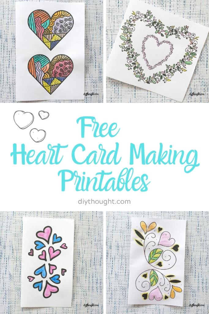 card making printable