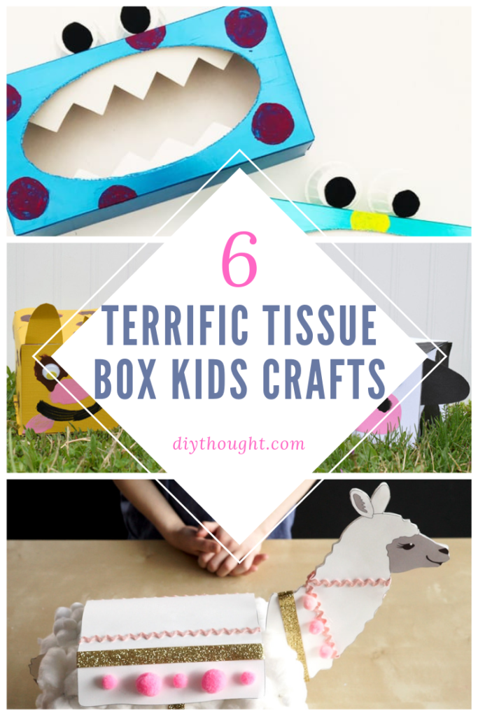 tissue box kids crafts