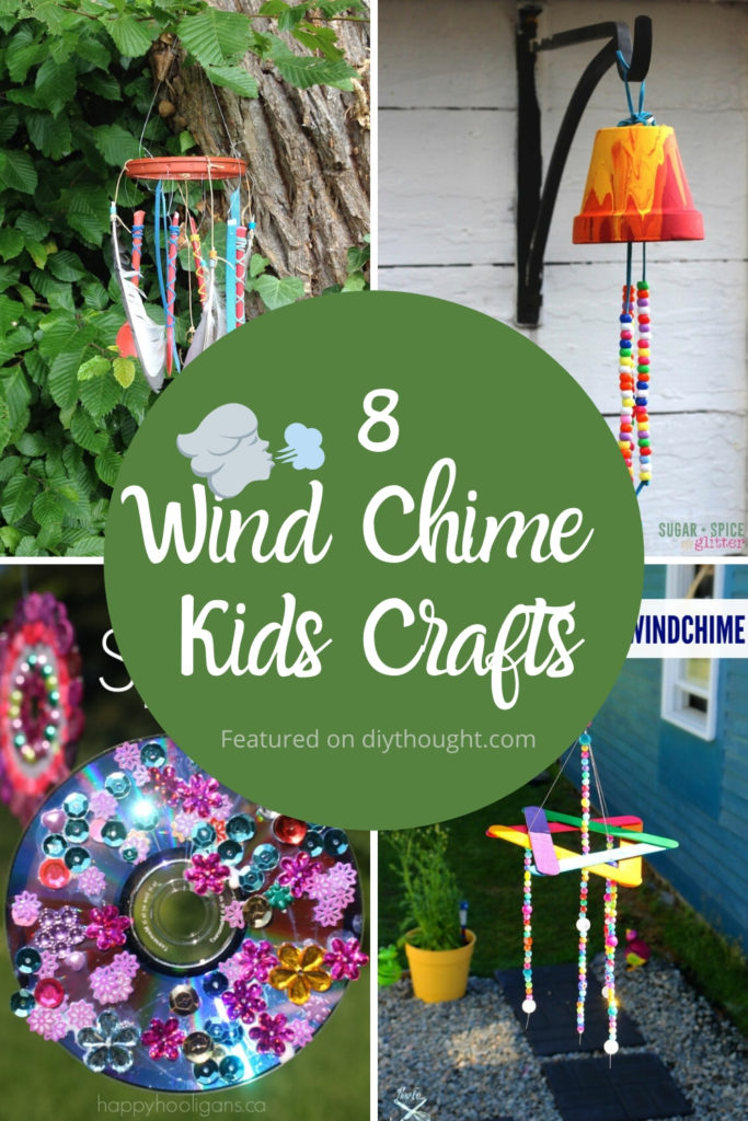 wind chime DIY