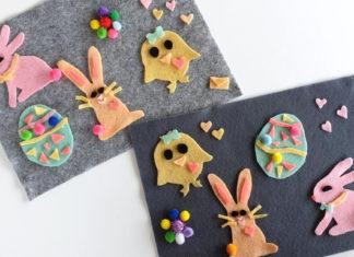 Easter Play Scene