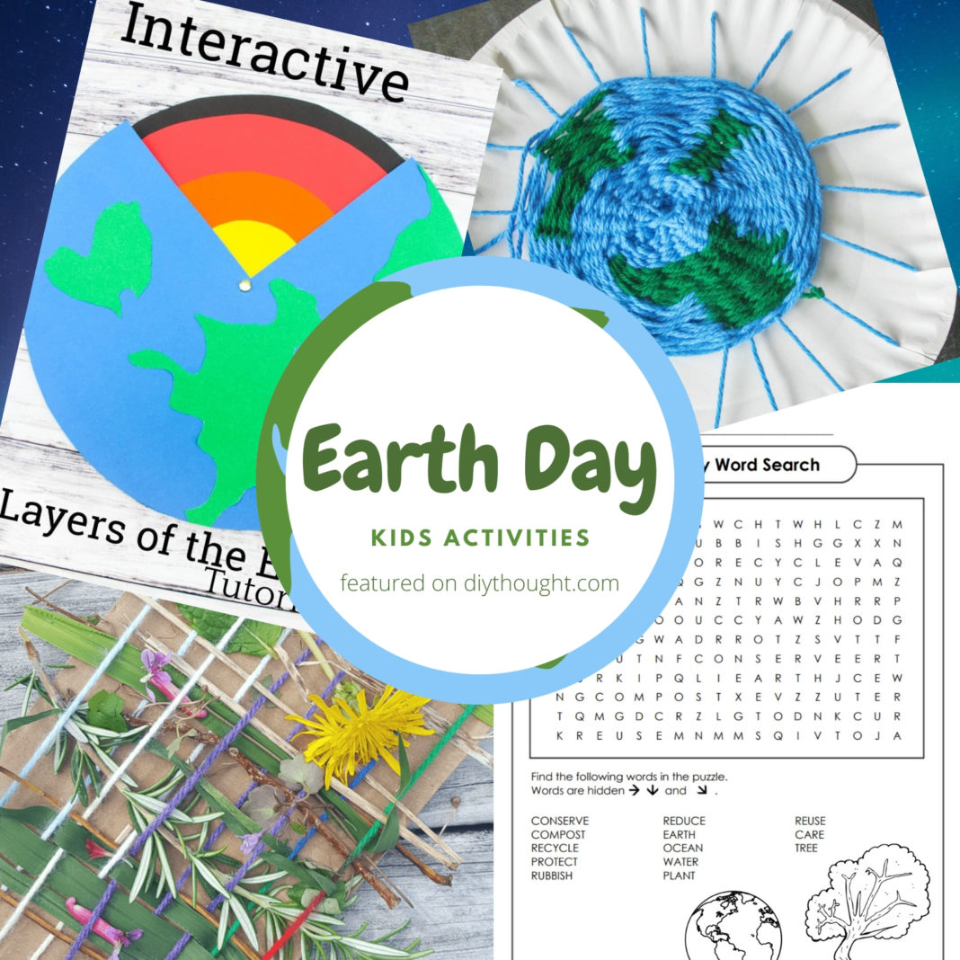 Earth day kids activities