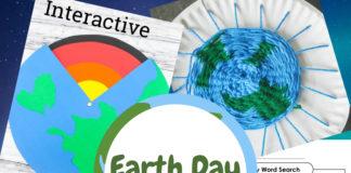 Earth day kids activities