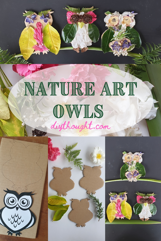 nature art owls