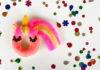 how to make a felt unicorn donut