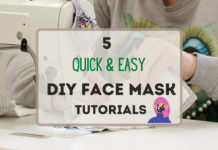 quick and easy diy face masks