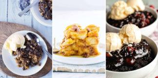 slow cooker desserts