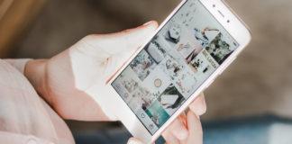 selling goods on Instagram