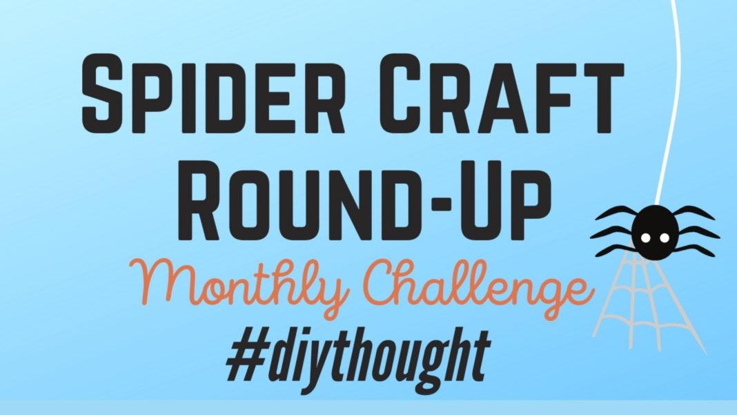 spider craft round up