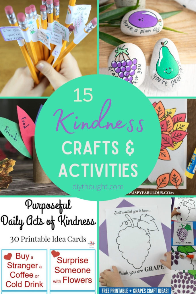 15 kindness crafts and activities