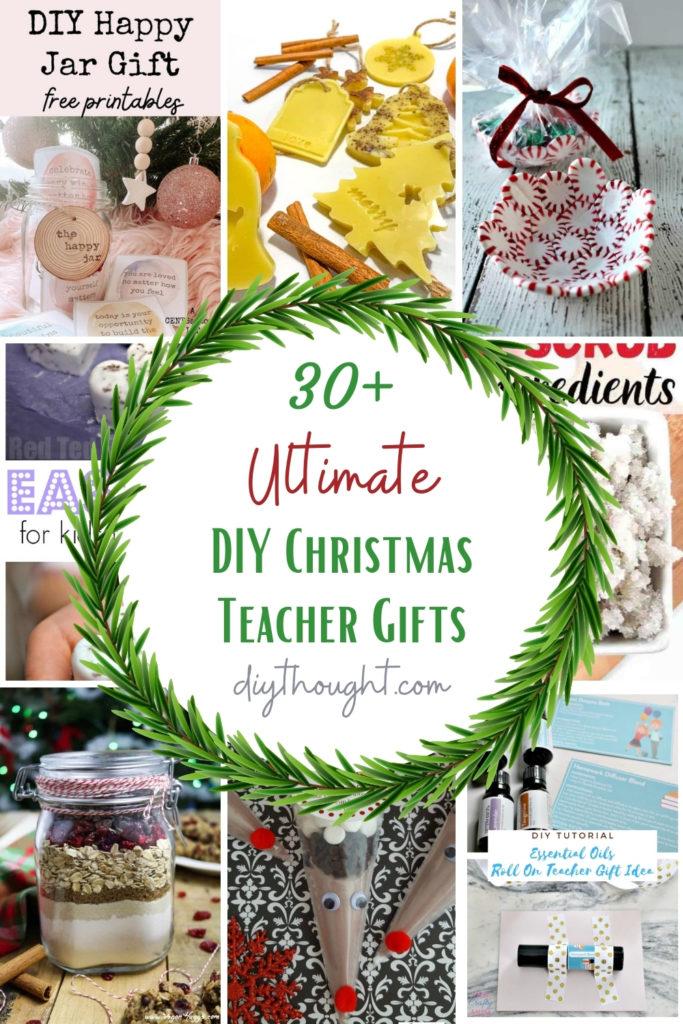 30+ Ultimate DIY Teacher Gift Ideas