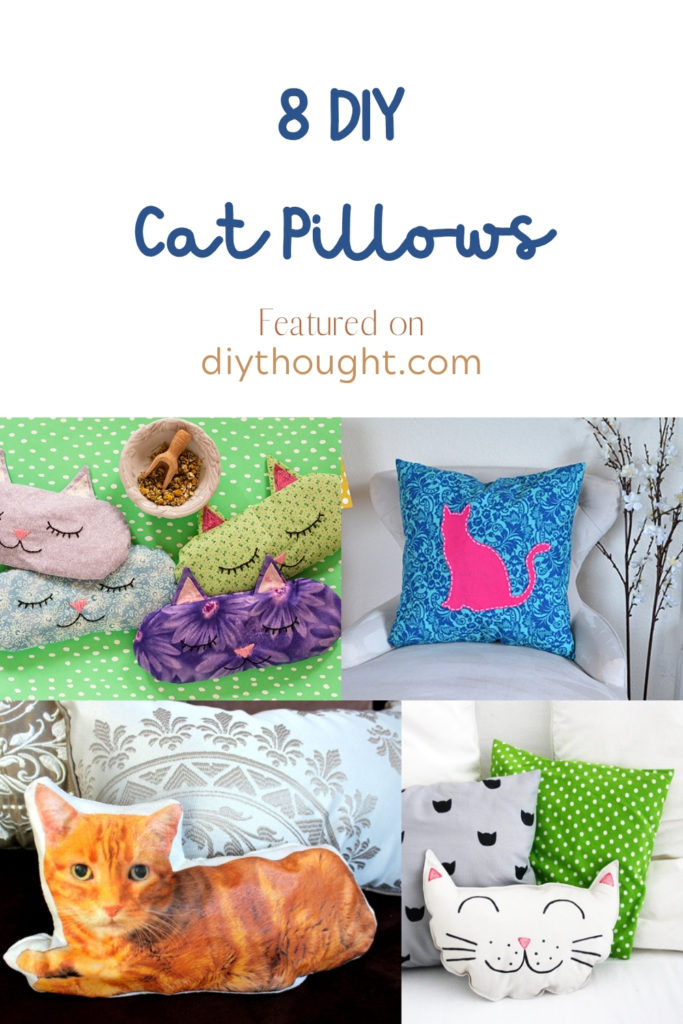 Cat pillow round-up