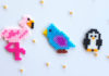 fuse bead birds