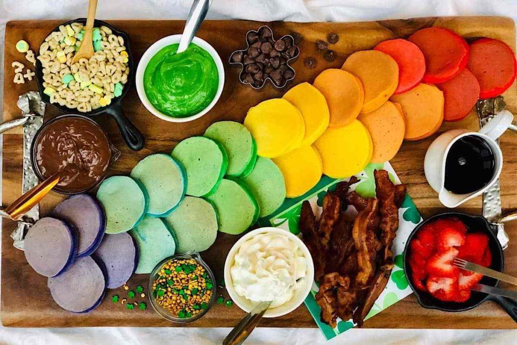14 Creative Charcuterie/ Grazing Boards. Pancake.