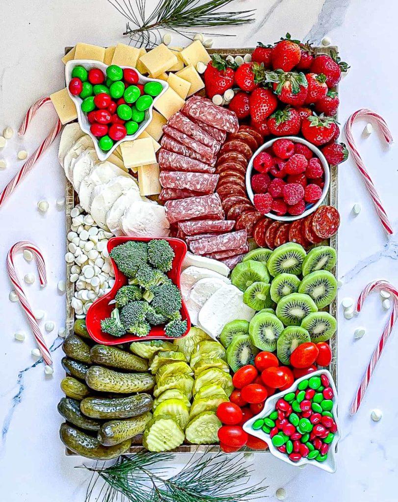 Christmas Charcuterie/ Grazing Board