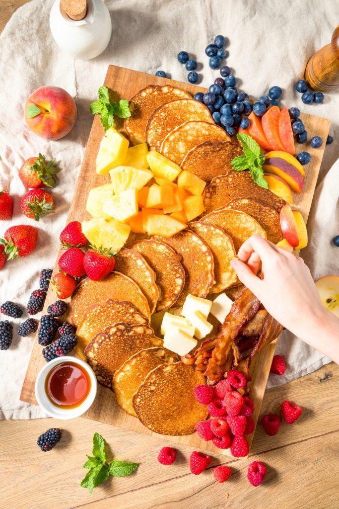 Breakfast Charcuterie/ Grazing Boards
