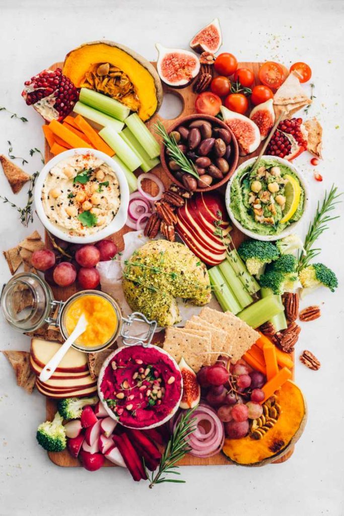 Vegan Charcuterie/ Grazing Boards