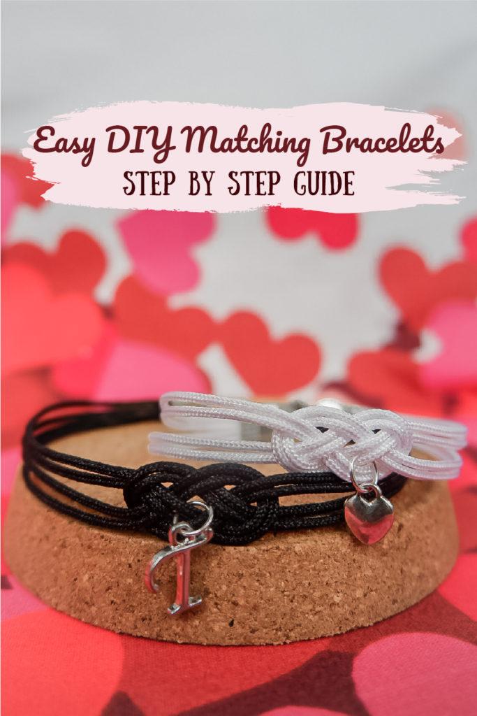DIY Matching Bracelets