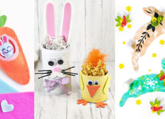 rabbit crafts
