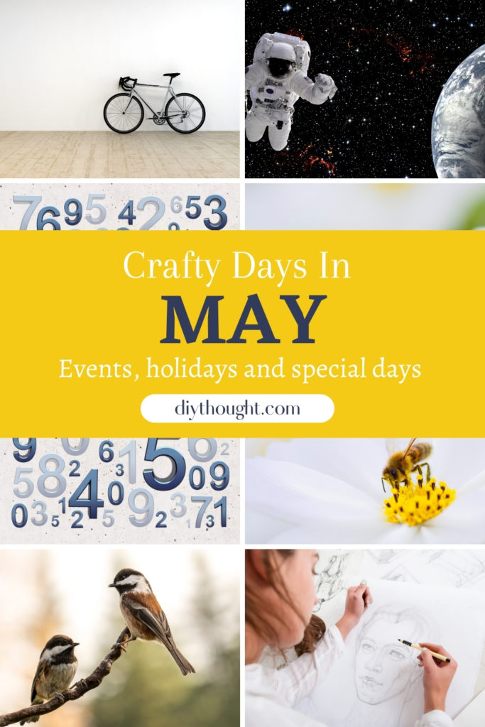 crafty days in may