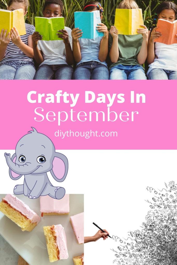 Crafty Days In September